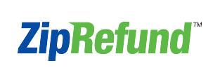 Zip Refund Logo
