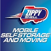 Zippy Shell Mobile Self Storage Logo