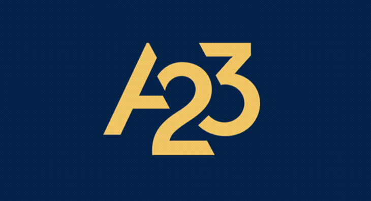 A23 Rummy Online Logo