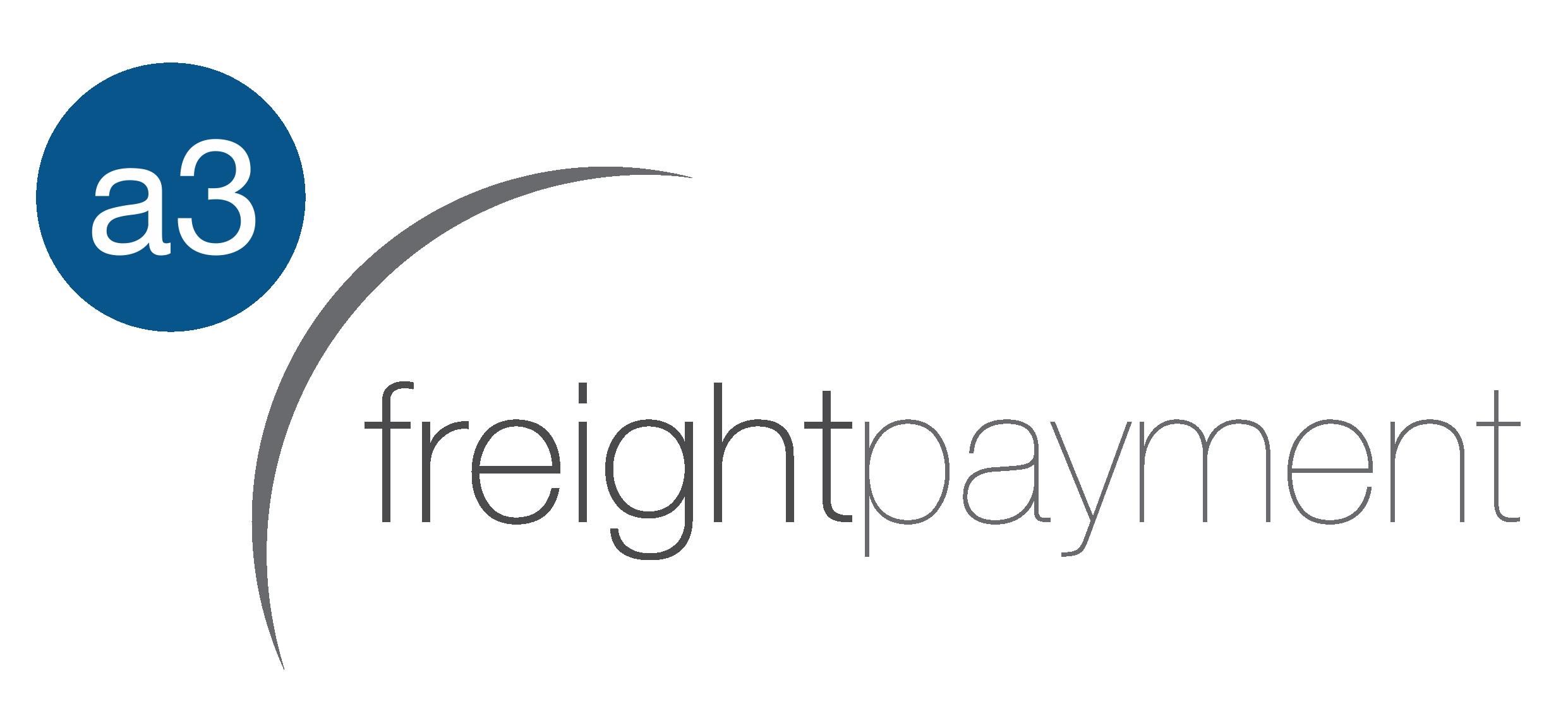A3 Freight Payment Logo