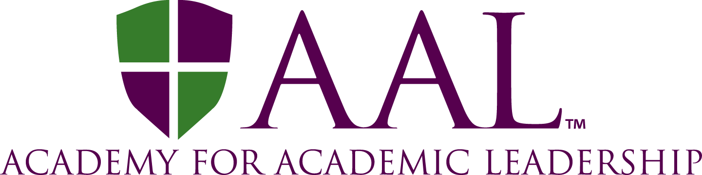 Academy for Academic Leadership (AAL) Logo