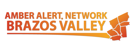 Amber Alert Network Brazos Valley Logo