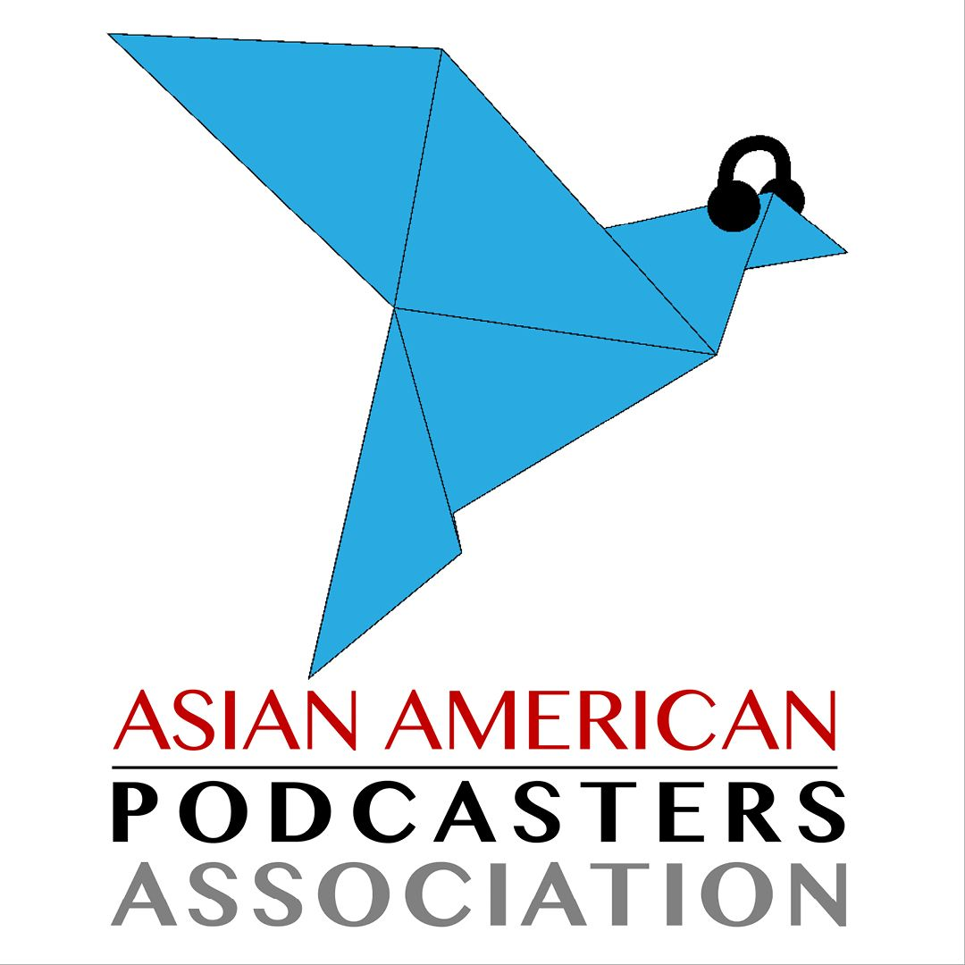 Asian American Podcasters Association, Inc. Logo