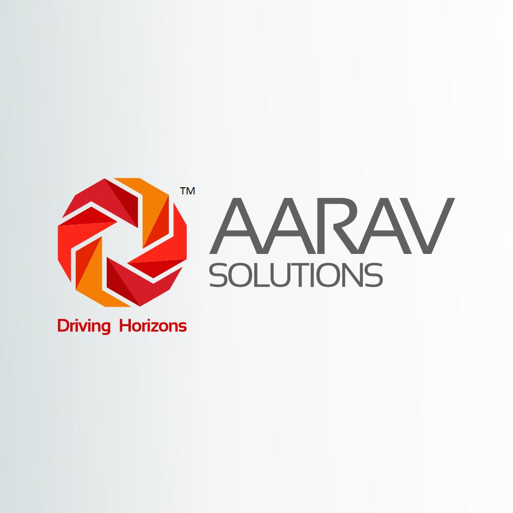aarav-solutions Logo