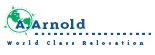 A. Arnold World Class Relocation Logo