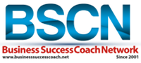 Business Success Coach Network, BSCN Logo