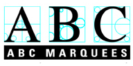 ABC Marquees Logo