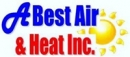 A Best Heat & Air Logo