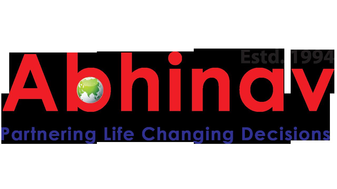 Abhinav Outsourcings Pvt Ltd. Logo