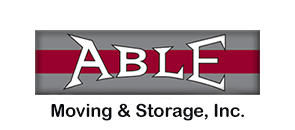Able Moving & Storage, Inc. Logo