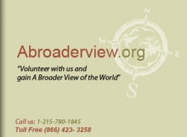 abroaderview Logo