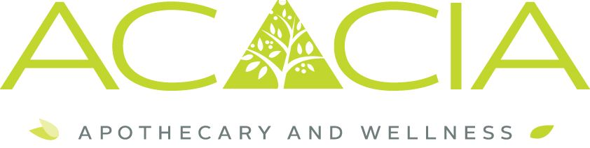 Acacia Apothecary and Wellness Logo
