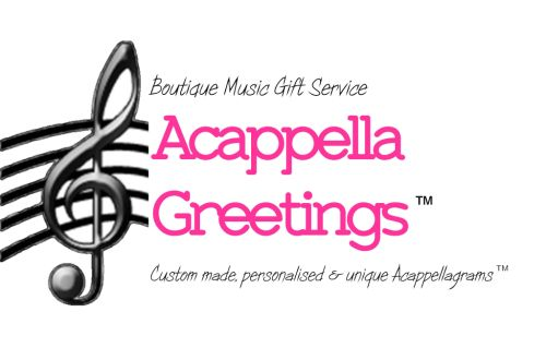 Acappella Greetings™ Logo