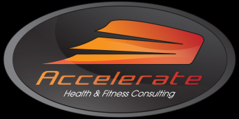 Accelerate: Health and Fitness Consulting Logo