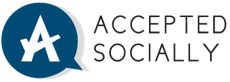 Accepted Socially Logo