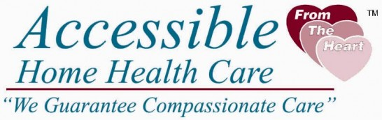 Accessible Home Health Care Logo