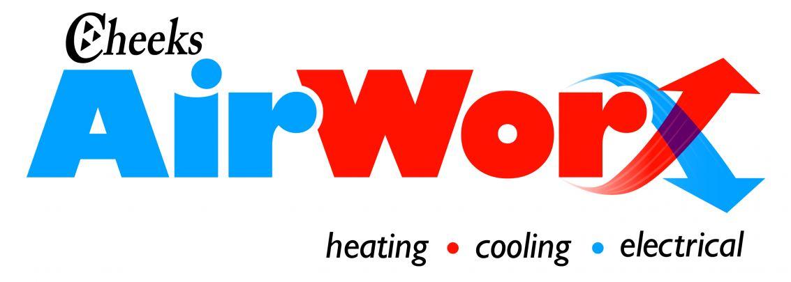 Cheeks AirWorx Logo