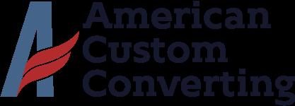 Amercian Custom Converting Logo