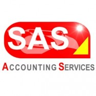 SAS Accounting Services Firm Logo