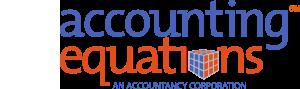 Accounting Equations, P.C. Logo