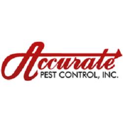 Accurate Pest Control, Inc. Logo