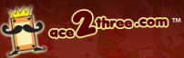 Ace2Three Rummy Logo