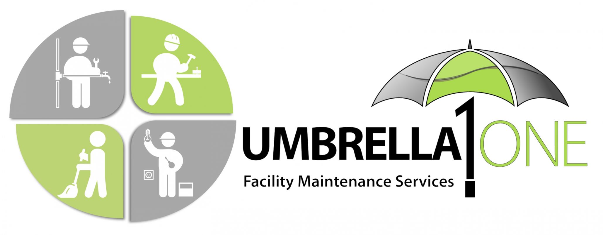 UmbrellaOne: Facility Maintenance Services Logo