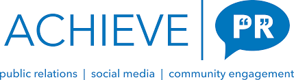 Achieve PR Logo