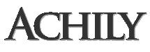 Achily Sports Shoes Logo