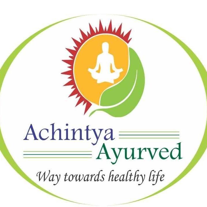 achintyaayurveda Logo