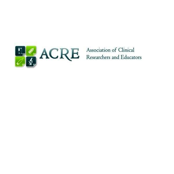 Association of Clinical Researchers and Educators Logo