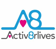 Activ8rlives.com Logo