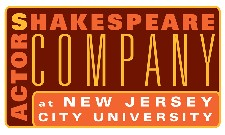 Actors Shakespeare Company @ New Jersey City Unive Logo