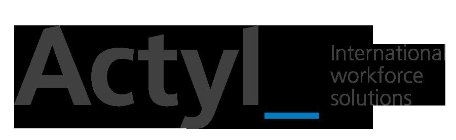 Actyl Group Inc. Logo