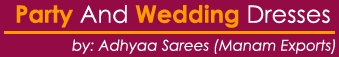 Manam Exports (Adhyaa Sarees) Logo