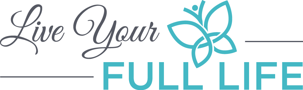 Live Your Full Life Logo