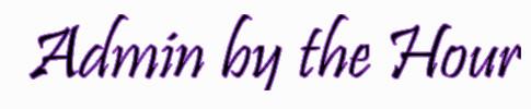 adminbythehour Logo