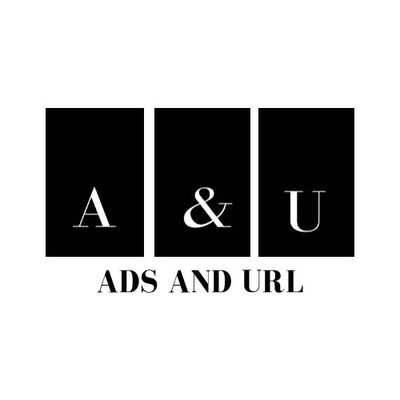 Ads and Url Logo
