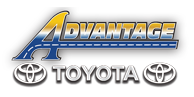 Advantage Toyota Logo