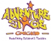 Adventure Stage Chicago Logo