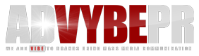 AD VYBE PUBLIC RELATIONS Logo