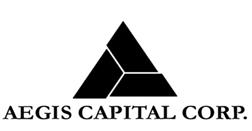 Aegis Capital Corp Logo
