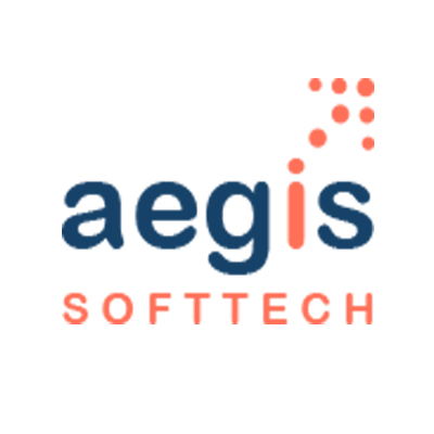Aegis Soft Tech Logo