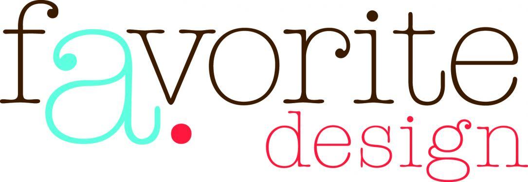 a. favorite design Logo