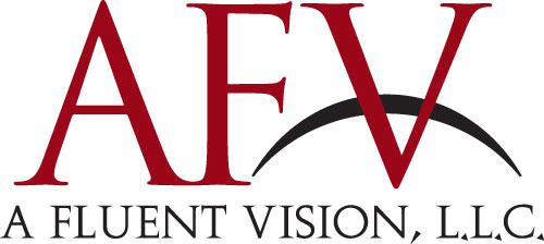 A Fluent Vision Logo