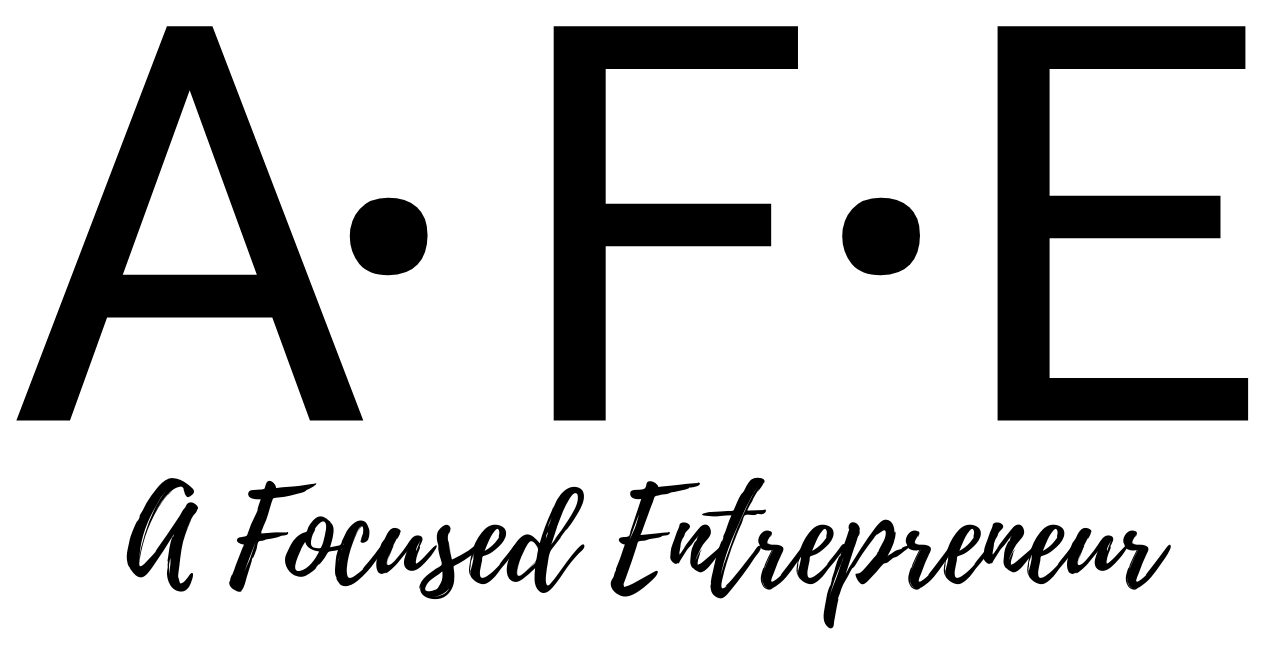 afocusedentrepreneur Logo