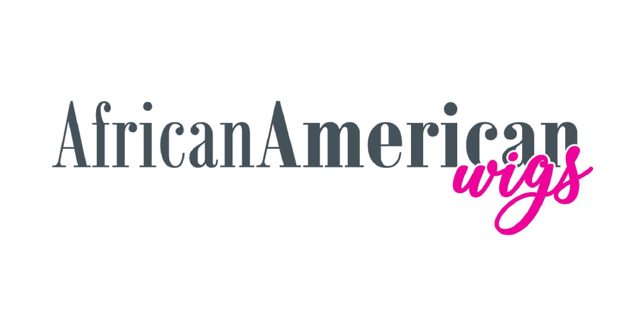 African American Wigs Logo