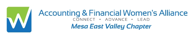 AFWA Mesa East Valley Chapter Logo