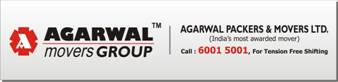 Agarwal Packers & Movers Ltd Logo