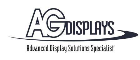 AGDisplays Logo
